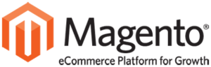 English: Magento Commerce Logo