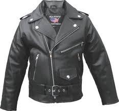 Motoristična jakna vidna tudi ponoči