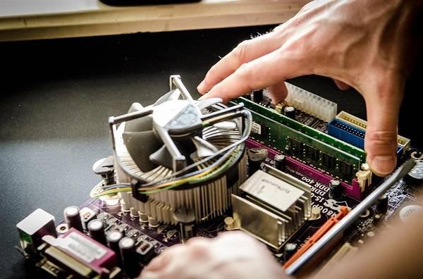 Servis in popravilo računalnika