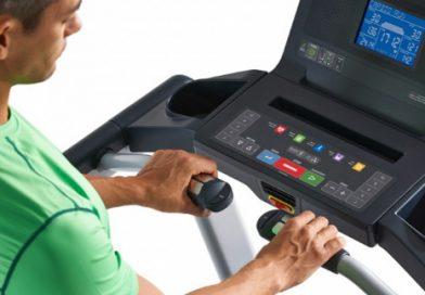 10-minutna vadba na tekalni stezi za hitro kurjenje maščob