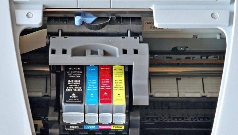 Tiskalniki in kartuše Canon za uporabo doma in v pisarni