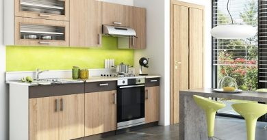 Novi kuhinjski elementi za moderen videz kuhinje
