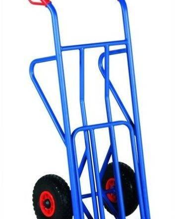 Transportni voziček za prevažanje težjega tovora