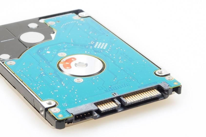 Reševanje podatkov z diska