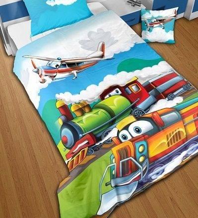 Napotki za izbiro idealne posteljnine za otroke