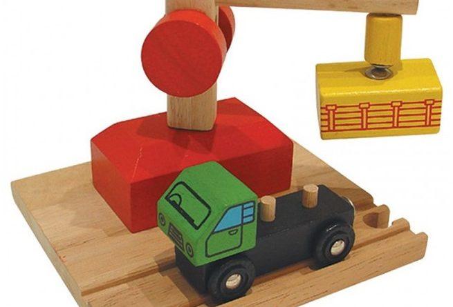 Najlepše igrače iz lesa