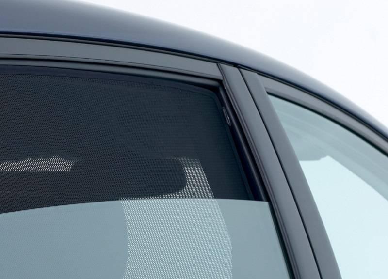 Senčnike za avto lahko preprosto namestimo
