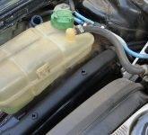 Pomen hladilne tekočine v vozilu
