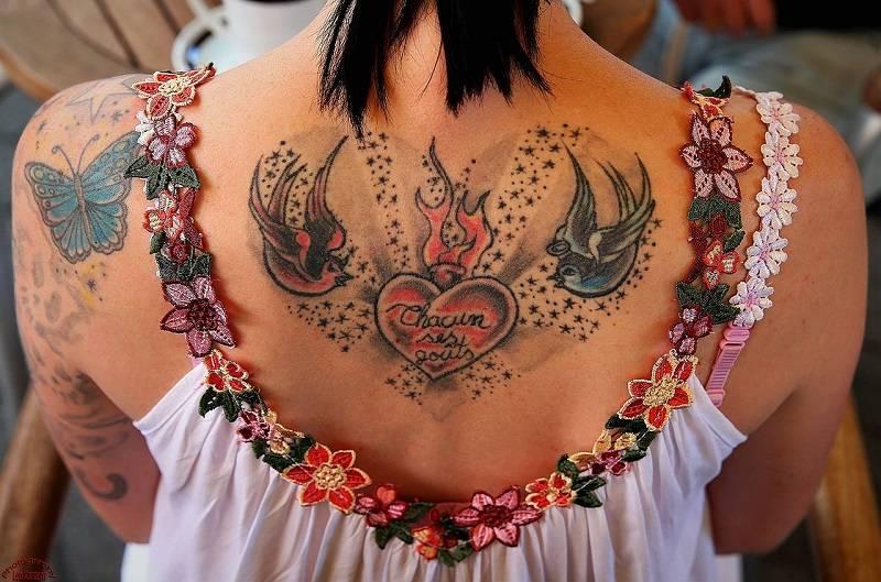 Kvalitetna krema za nego tetovaže