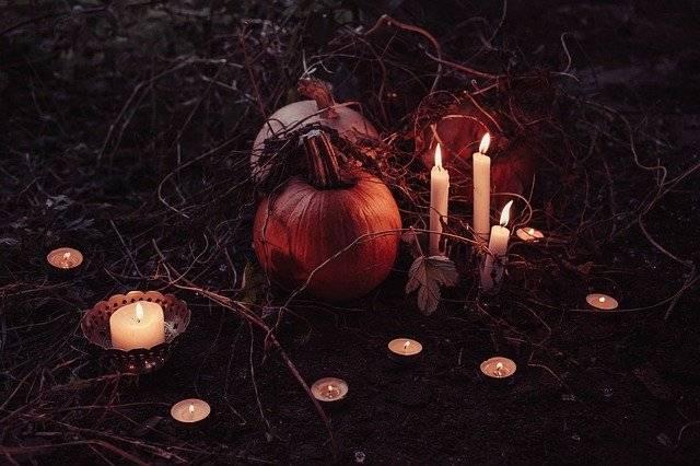 Pust in noč čarovnic