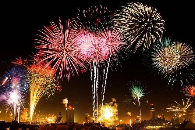Novo leto po svetu
