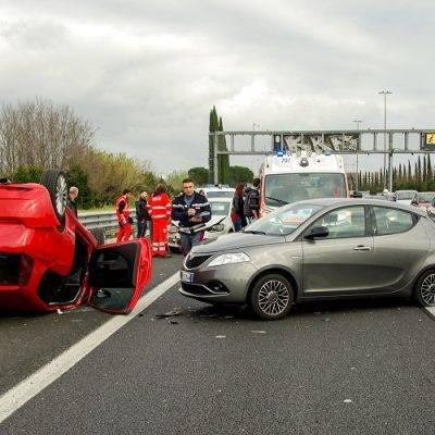 Kaj morate vedeti o poškodbah v prometni nesreči?