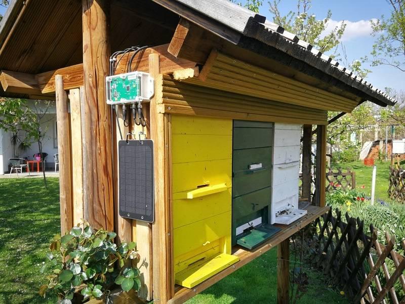 Kvalitetna čebelarska tehtnica