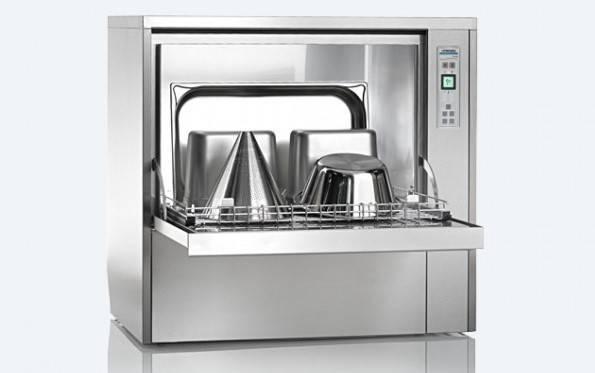 Specializiran pomivalni stroj za kuhinjsko posodo
