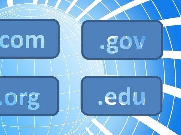 Potek registracije domene